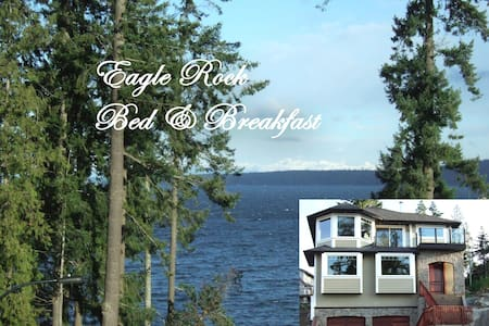 Luxurious, Ocean Views, Spacious  - Chemainus