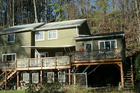 River View Guest Cottage/Suite - East Stroudsburg - Apartment