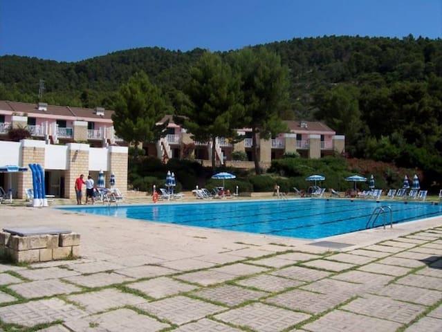 Villetta in residence con piscina - Vieste - Townhouse