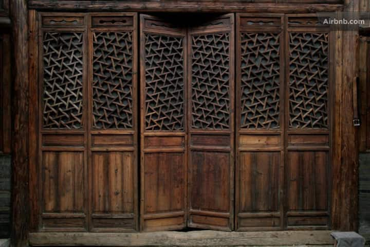 LaoJia 老家, a Qing Dynasty House (private room.D)
