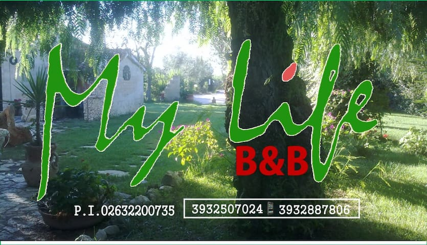 MyLife B&B Country ss106 km468 - Palagiano - Bed & Breakfast