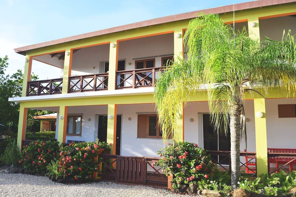 Hostal casa culebra en la bah a casas de campo en alquiler en culebra culebra puerto rico - Casas en alquiler sabadell particular ...