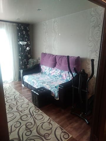 3х комнатная квартира с удобствами