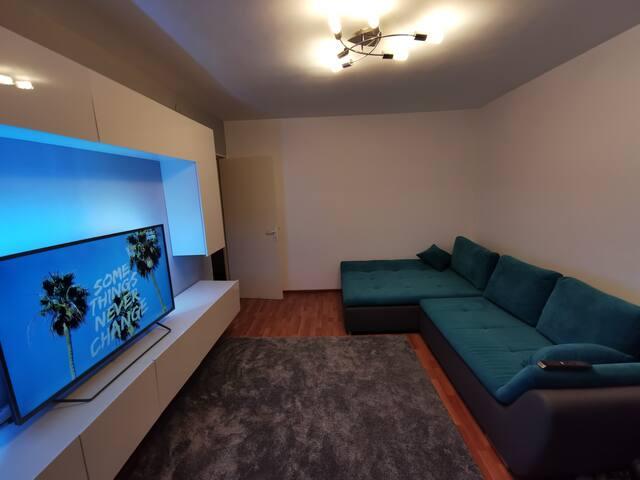 Apartament near Park/metro  - 10min to City center