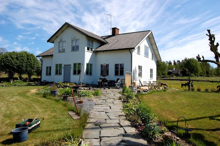 Lovely countryside Bed & Breakfast - Fotskäl - Bed & Breakfast