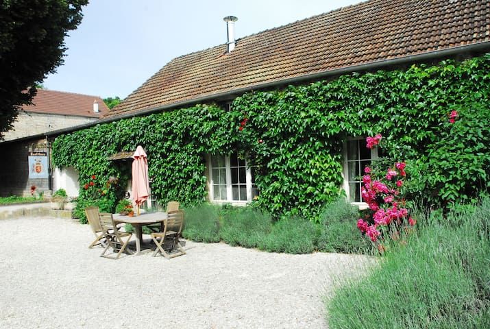 Spring Cottage at Le Petit Village