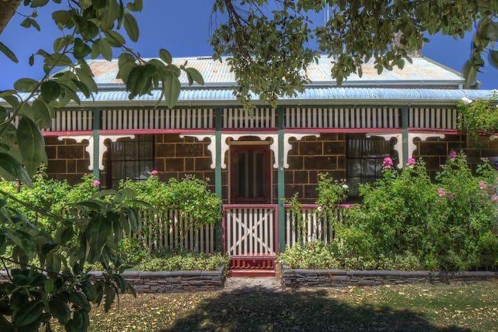Elizabeth Margaret Brady Cottage
