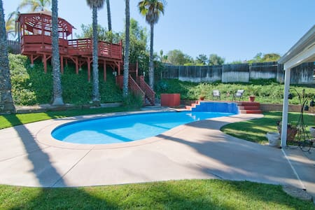 An Ideal place for couples/singles1 - Escondido - House