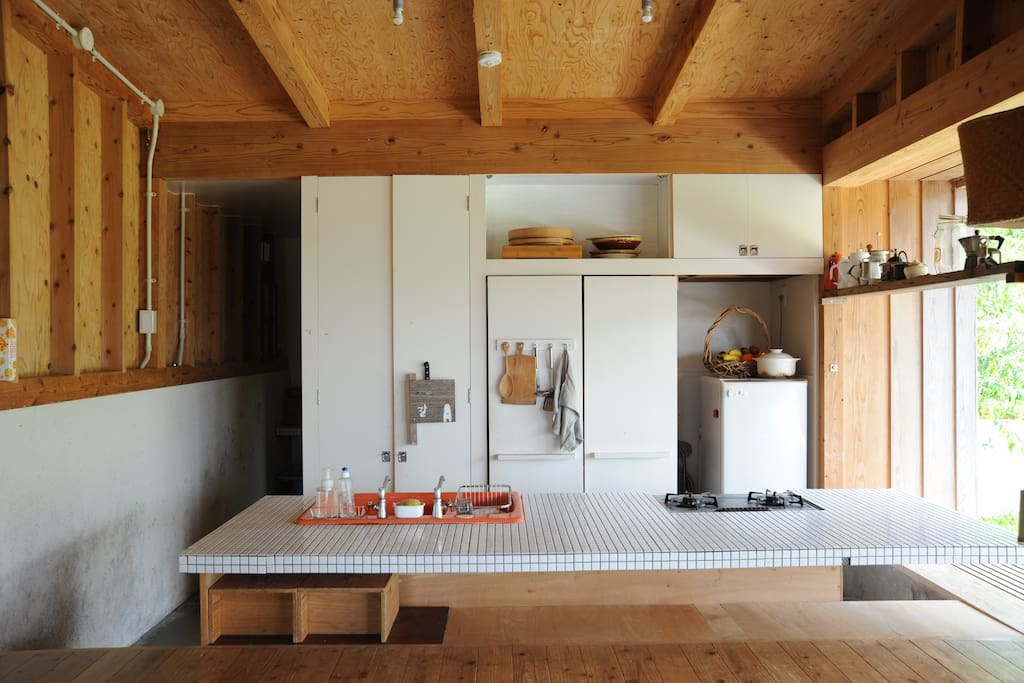 Comfotable Kitchen