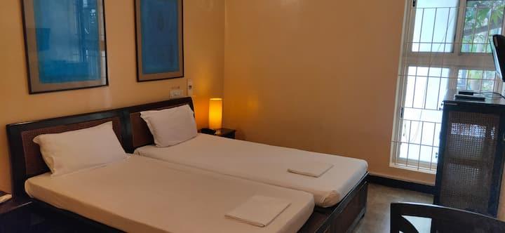 Accommodation at Bussiness Hub - T.Nagar