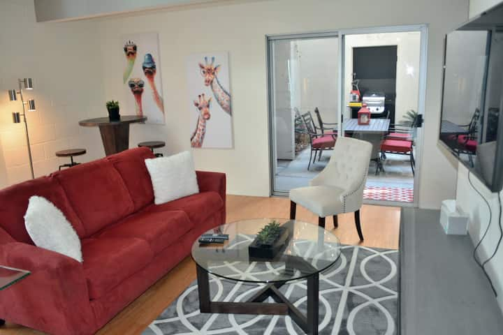 NEW!  Little Italy Loft with 2 Private Patios!