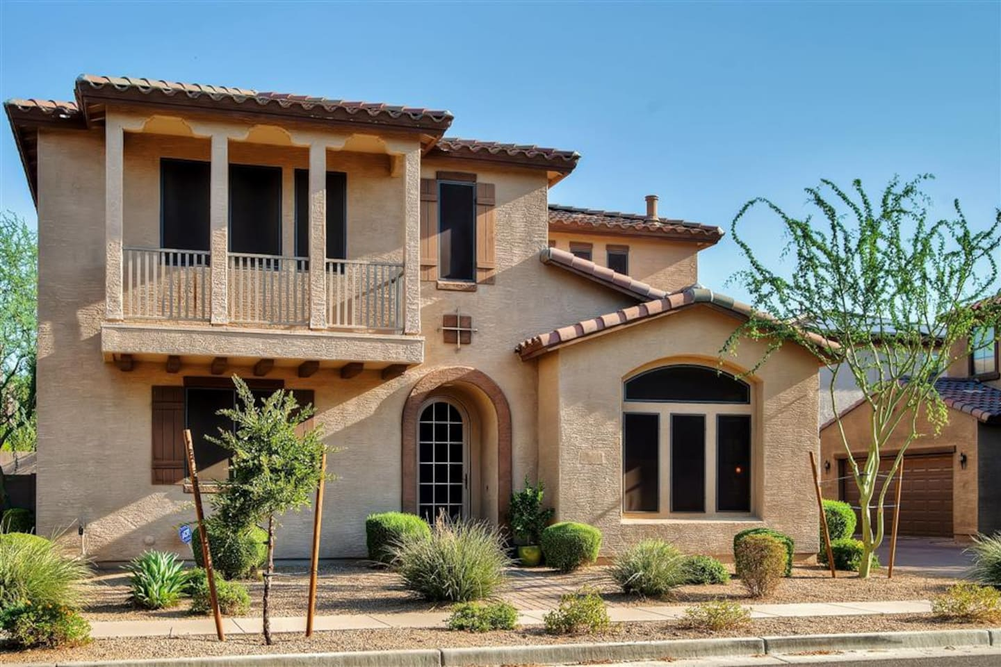 tuscan style 3br phoenix house w private backyard houses for rent