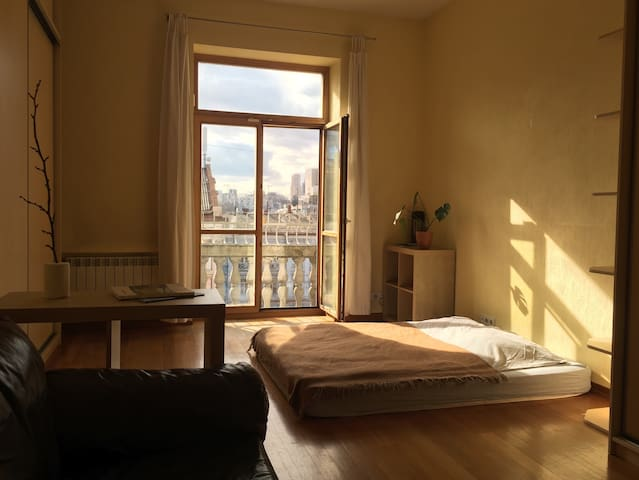 Magical room in Kyiv old city centre - Kiev - Appartement