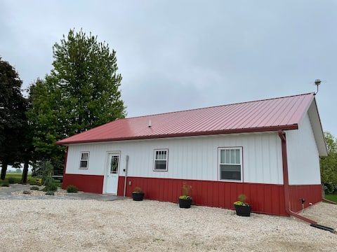 Enjoy a relaxing time in the country on a Farm.