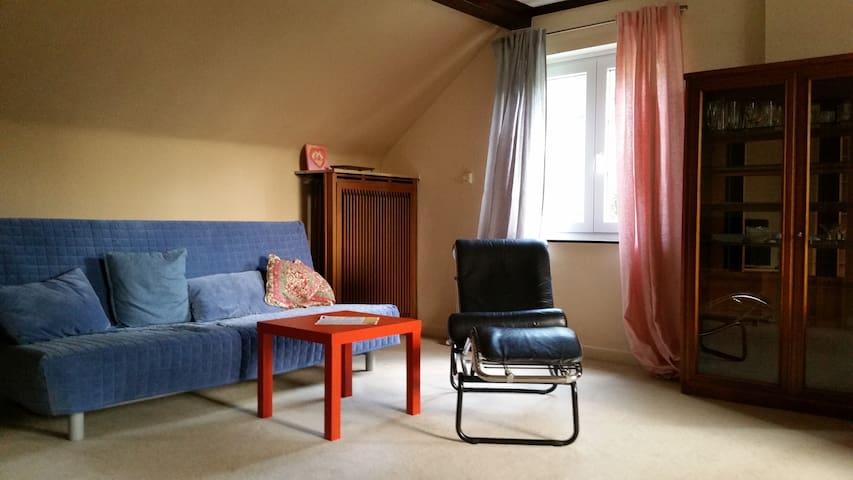 Ruhige Ferienwohnung auf dem Felderhof - Krefeld - Дом