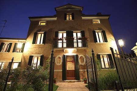 Romantic Villa near Venice - Dolo - Bed & Breakfast