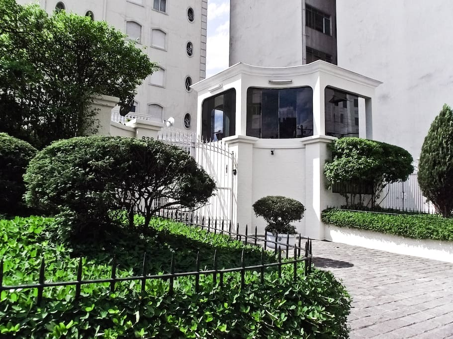 Top View Loft in São Paulo Downtown