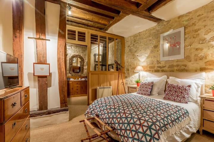 One bedroom - Saint-Germain/Notre-Dame