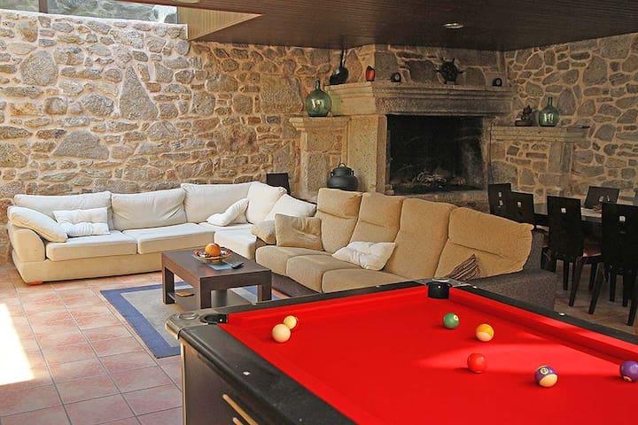 Casa da Fonte Playa Rostro Fisterra - Cape Finisterre - Hus
