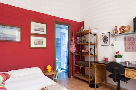 ArtisticRoom with private bathroom - Neapel - Wohnung