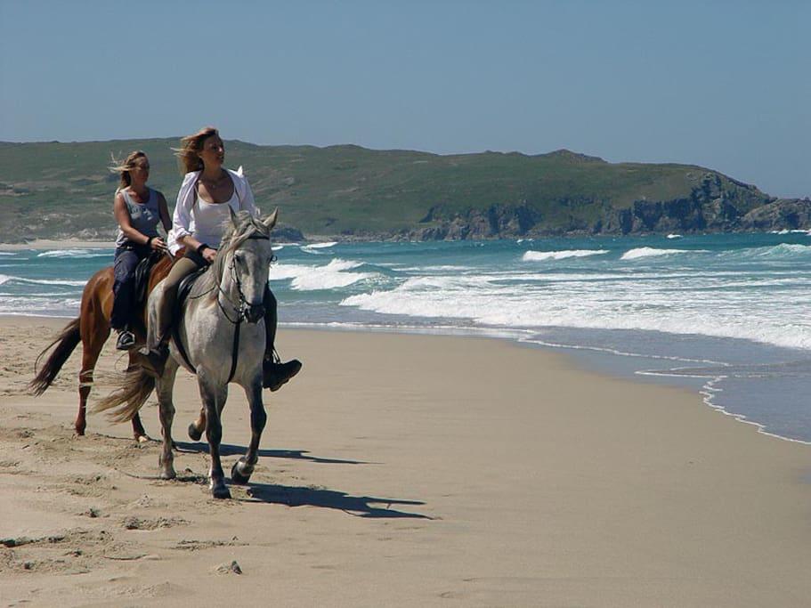 Playa de O Rostro - Finisterre