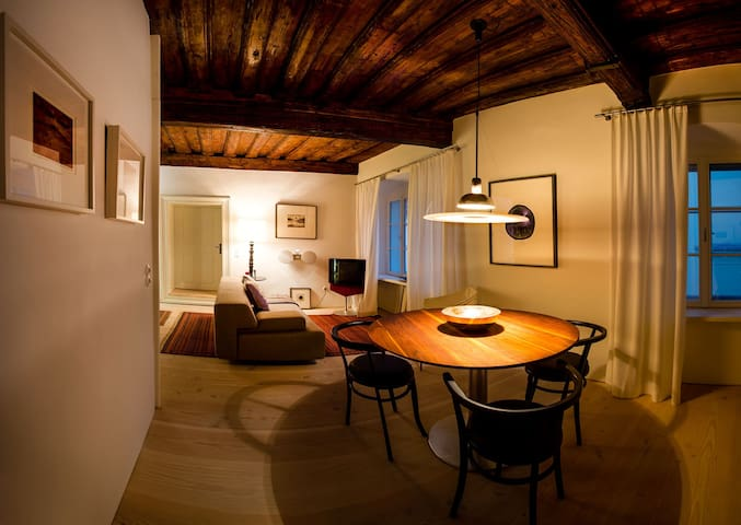 luxury apartment in Old Ljubljana - Ljubljana - Pis