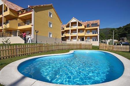 Apartamento Sol y Mar 6 - Pedrafigueira - Daire