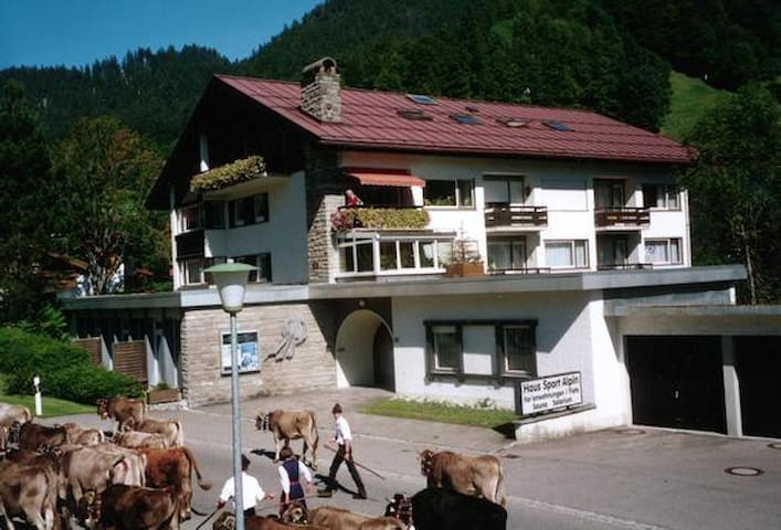 Oberstdorf - House Sport Alpin No. 130