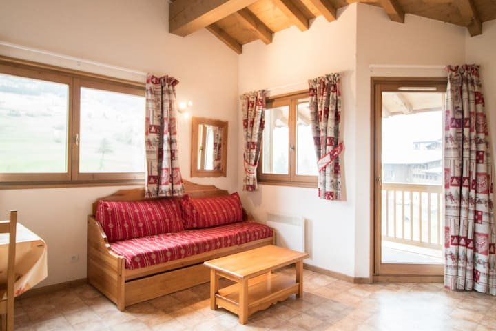 BONA78 - Spacious apartment for 6 persons near the slopes
