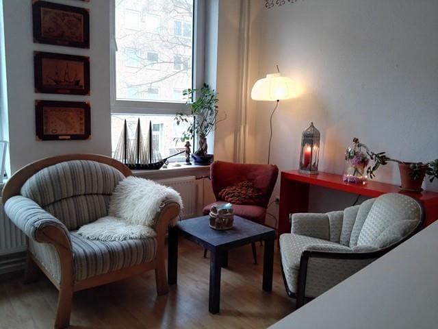 Maritimes Zimmer im Zentrum Kiels - Kiel - Apartamento