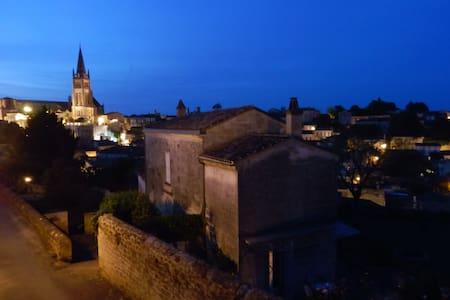 1 nuit à st emilion - Saint-Émilion - ที่พักพร้อมอาหารเช้า