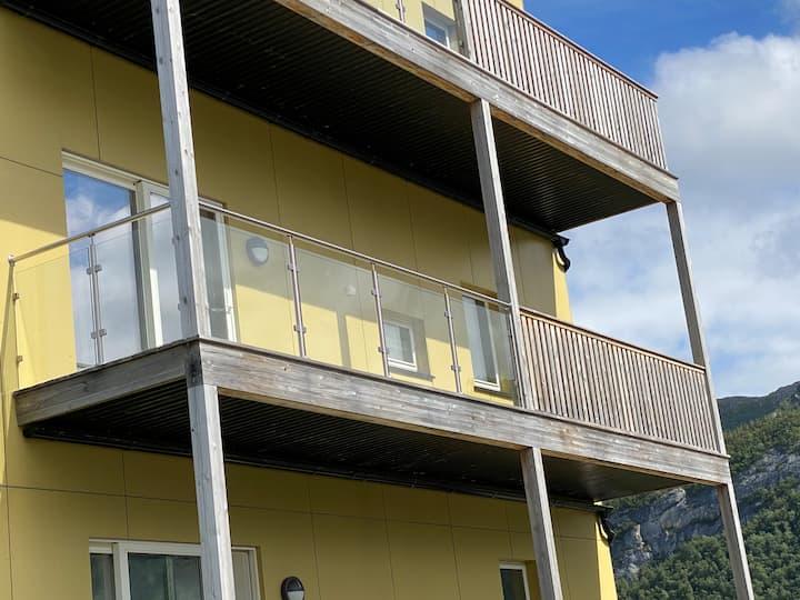 Flott ny 4 roms leilighet