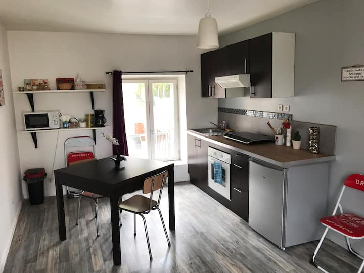 Appartement f2 à Thiverny