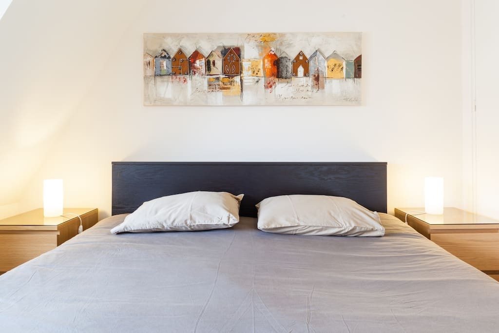 Bed room / Chambre