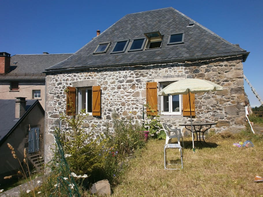 maison de caract 232 re de la tour 1000m alt houses for rent in la tour d auvergne