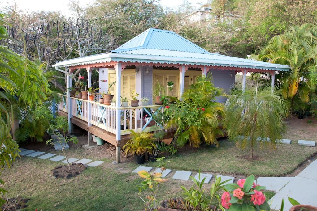 Creole House (another listing)