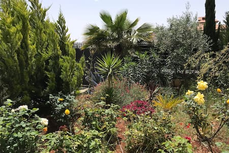 Garden Retreat in Ramallah