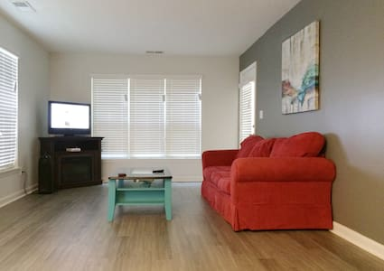 Modern apt.  2 miles from downtown! - Durham