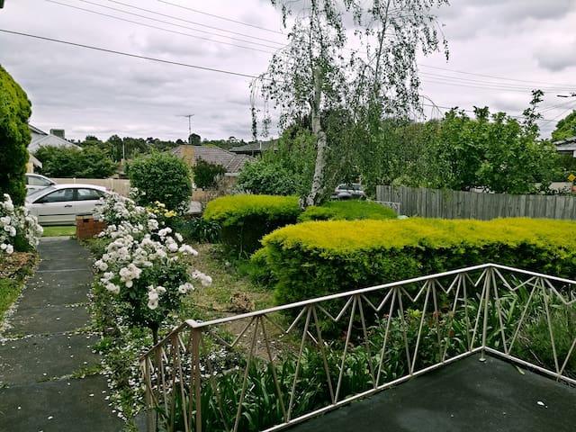 Burwood house, near University, 大学旁边别墅单间 - Burwood - Villa