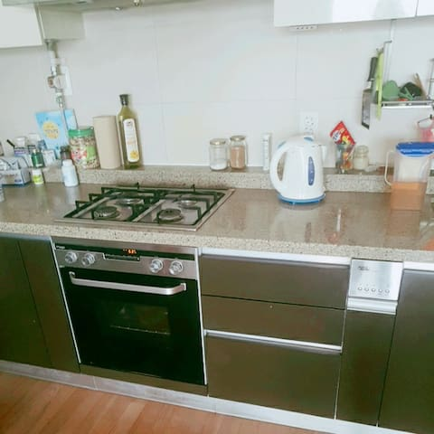 "Seongnam ""single room"" close to the station - Jungwon-gu, Seongnam-si - Apartamento"