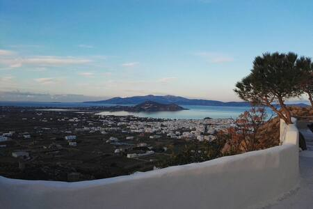 House in Naxos.Great view & privacy - naxos