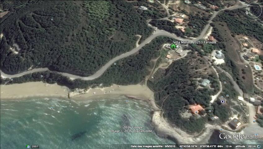 Villa Marina - Farinole - Villa