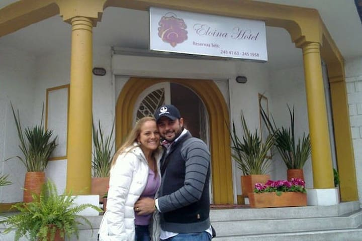 Casa Eloina Hotel - Bogotá - Rumah