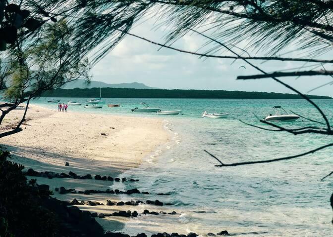 Villa Pic Pic, hâvre de paix, accès direct plage