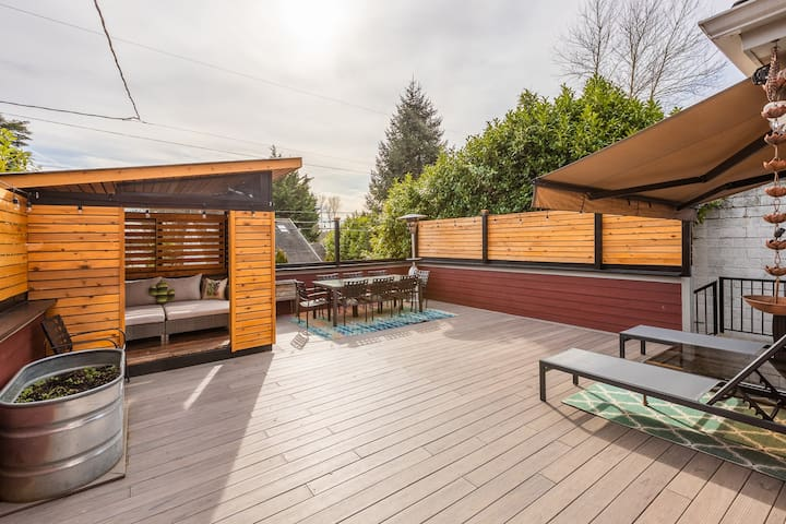 Outdoor Living ☀ in Green Lake