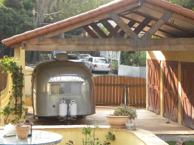Airstream in Eagle Rock/ Occidental