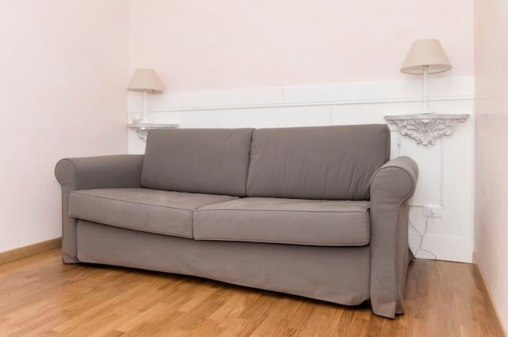 3) camera da letto matrimoniale