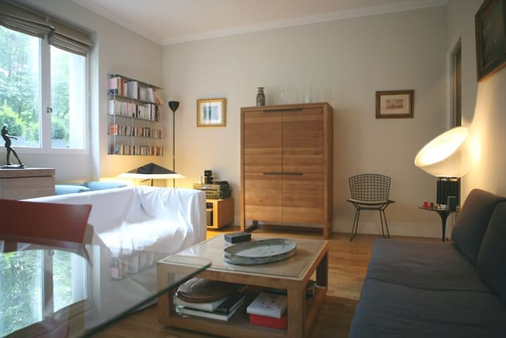 Charming Parisian apartment