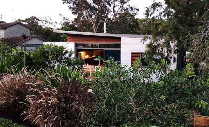 Kookaburra Lodge: relaxed weekender Smiths Lake