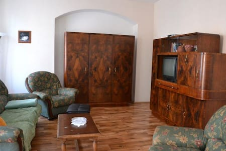 Comfortable apartment in the heart of Karlovy Vary - Karlovy Vary - Apartment